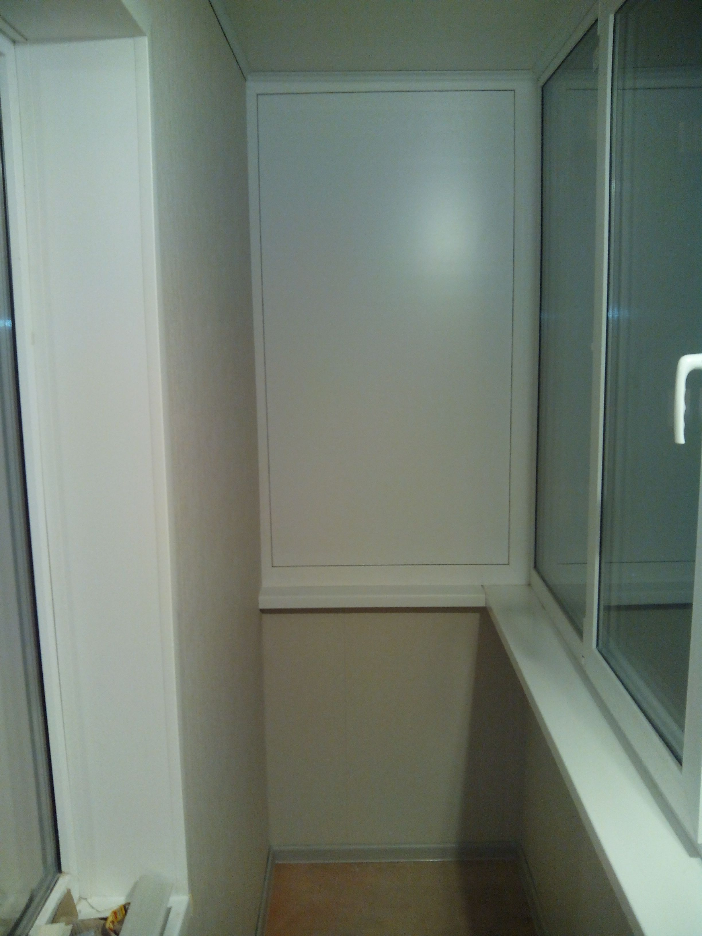 Цены внутренней отделки балкона вагонкой стоимость обшивки л.